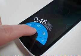 Как спрятать экранные кнопки