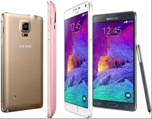 Отзыв о Samsung Galaxy Note 4 SM-N910G отзыв