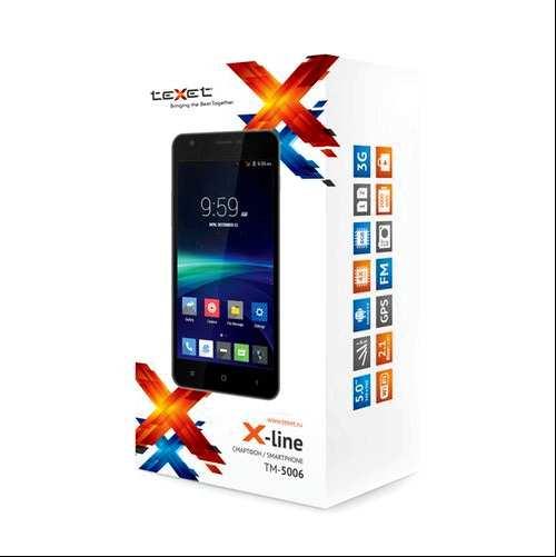 Отзыв о teXet X-line TM-5006 отзыв