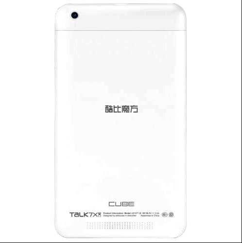 Отзывы Cube Talk 7x (U51GT-C8) отзыв