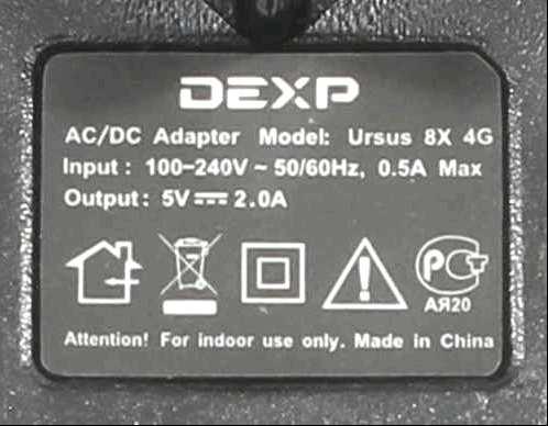 Отзывы DEXP Ursus 8X отзыв