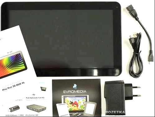 Отзывы Evromedia Playpad 3G DUO XL отзыв