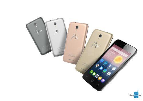Отзывы о Alcatel One Touch Pixi First 4024D