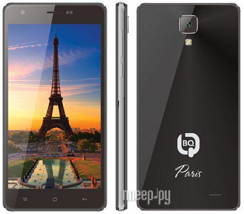Отзывы о BQ BQS-5004 Paris