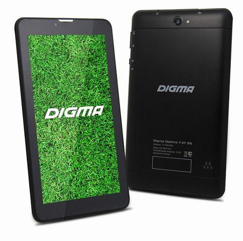 Отзывы о Digma Optima 7.09 3G