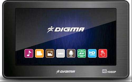 Отзывы о Digma Plane 7.7 3G digma