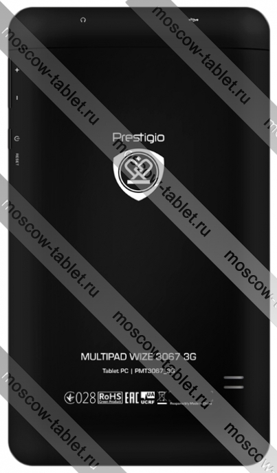 Отзывы о Prestigio MultiPad PMT3067 3G
