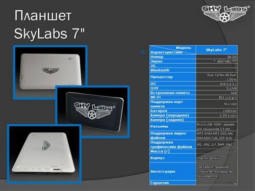 Отзывы о SKY Labs 8 форум labs