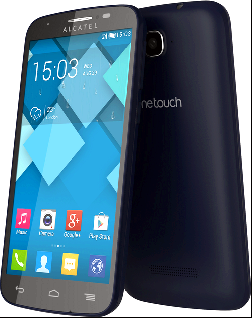 Получаем root Alcatel OneTouch Conquest root
