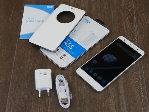 Получаем root Elephone P9000 Edge