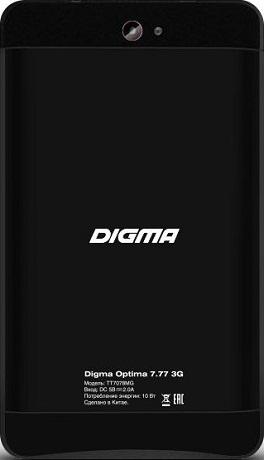 Получение root Digma Optima 10.8