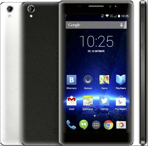 Получение root Highscreen Power Five root