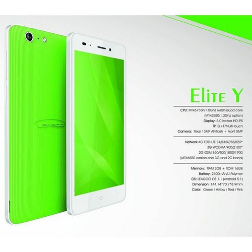 Получение root Leagoo Elite Y