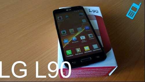 Получение root LG L90 D405