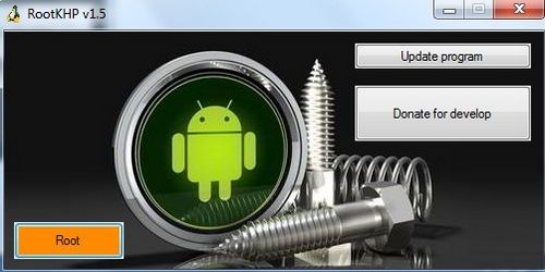 Получение root прав Huawei MediaPad M6