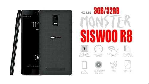 Siswoo R8 Monster где купить чехол купить