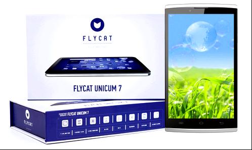 Устанавливаем root FLYCAT Unicum 7 (прошивка) root